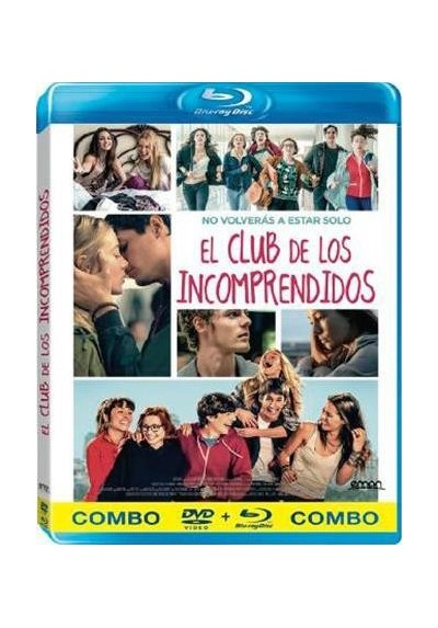 El Club De Los Incomprendidos (Blu-Ray + Dvd)