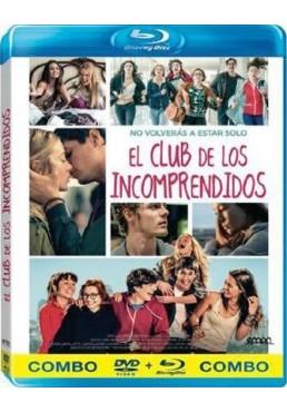 El Club De Los Incomprendidos (Blu-Ray + Dvd)