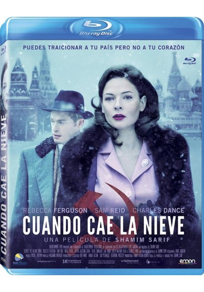 Cuando Cae La Nieve (Blu-Ray) (Despite The Falling Snow)