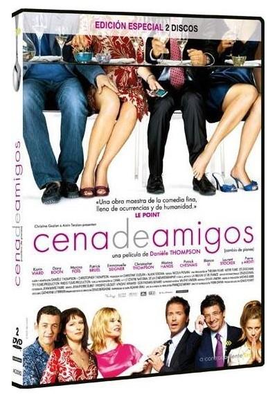 Cena De Amigos (Le Code A Changé)