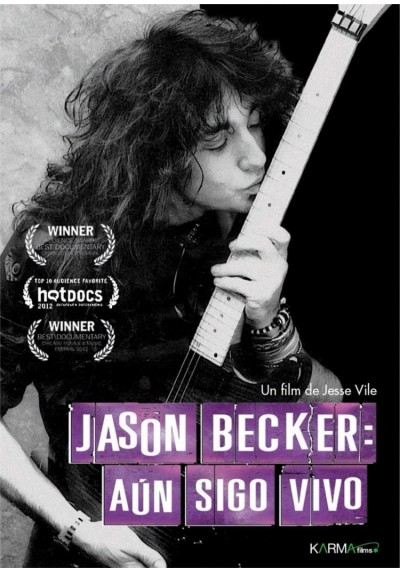 Jason Becker : Aun Sigo Vivo (V.O.S.) (Jason Becker: Not Dead Yet)