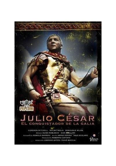 Julio Cesar, El Conquistador De La Galia (Giulio Cesare, Il Conquistatore Delle Gallie)