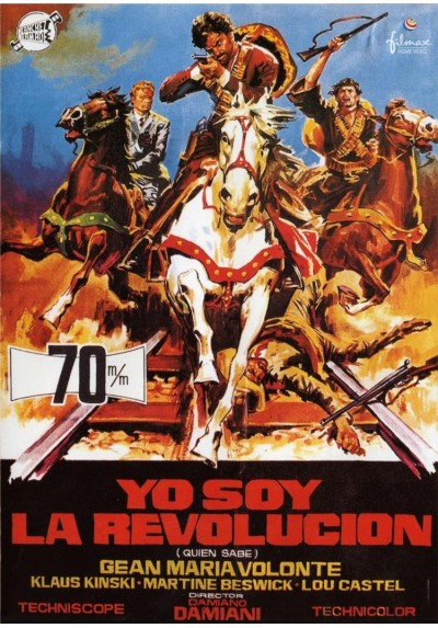 Yo Soy La Revolucion (Quien Sabe)