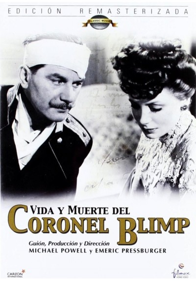 Vida Y Muerte Del Coronel Blimp (The Life And Death Of Colonel Blimp)