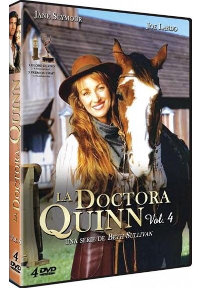 La Doctora Quinn - Vol. 4 (Dr. Quinn, Medicine Woman)