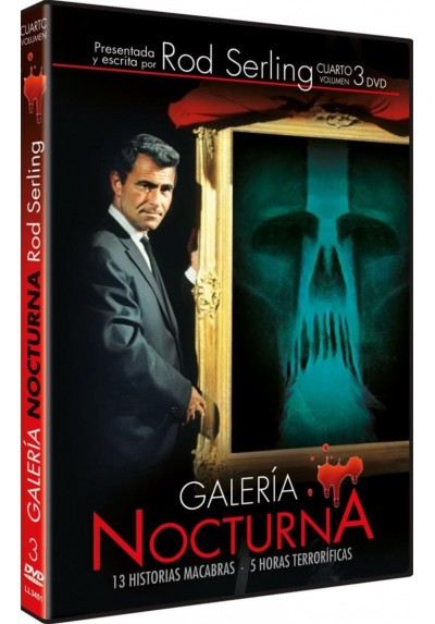 Galeria Nocturna - Vol. 4 (Night Gallery)