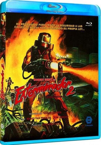 Exterminador 2 (Blu-Ray) (Bd-R) (Exterminator 2)