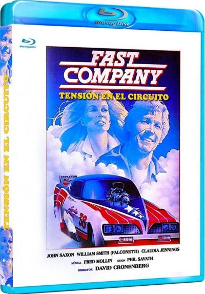 Tension En El Circuito (Blu-Ray) (Bd-R) (Fast Company)