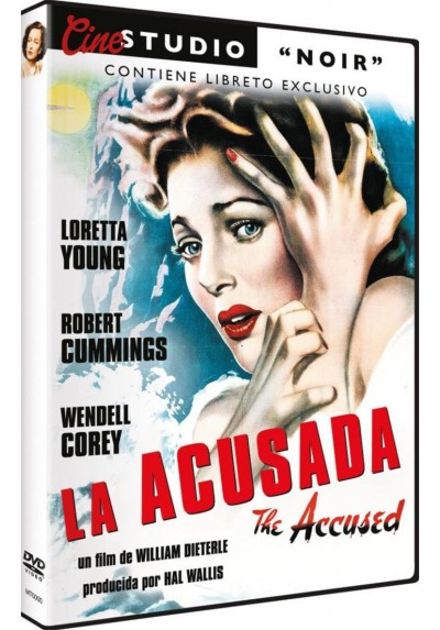 Cine Studio Noir: La Acusada (V.O.S.) (The Acussed)