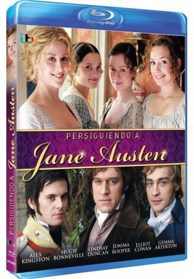 Persiguiendo A Jane Austen (Blu-Ray) (Lost In Austen)