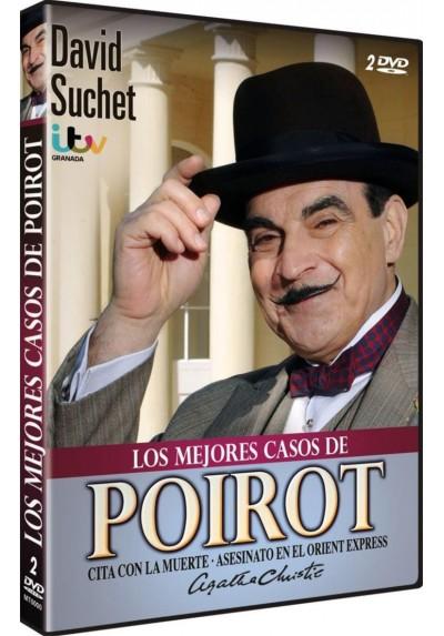 Los Mejores Casos de Poirot: Cita con la Muerte (Appointment with Death) + Asesinato en el Orient Express (Murder on the Orient