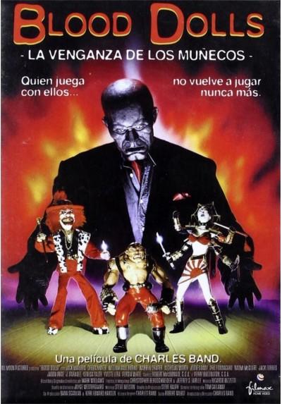 Blood Dolls : La Venganza De Los Muñecos