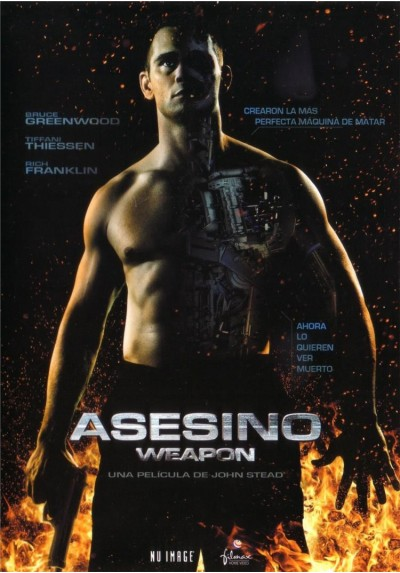 Asesino (Weapon) (Cyborg Soldier)