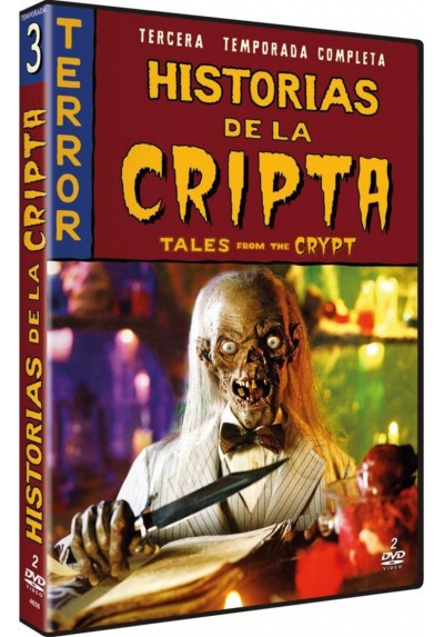 Historias De La Cripta - 3ª Temporada (Tales From The Crypt)