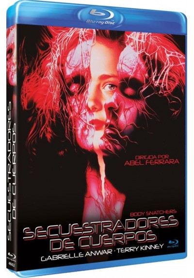 Secuestradores De Cuerpos (Blu-Ray) (Body Snatchers)