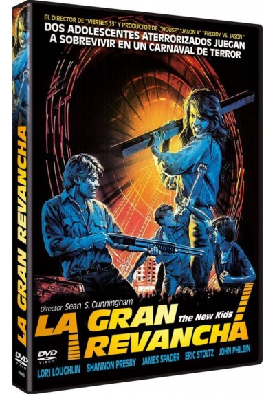 La Gran Revancha (1985) (The New Kids)
