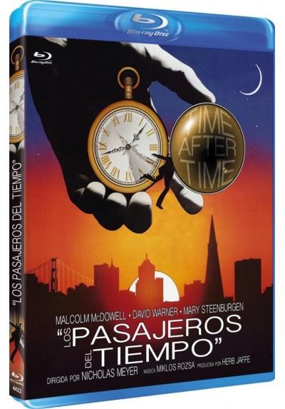 Los Pasajeros Del Tiempo (Blu-Ray) (Time After Time)