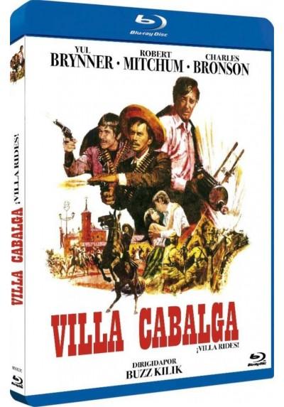 Villa Cabalga (Blu-Ray) (Bd-R) (Villa Rides)