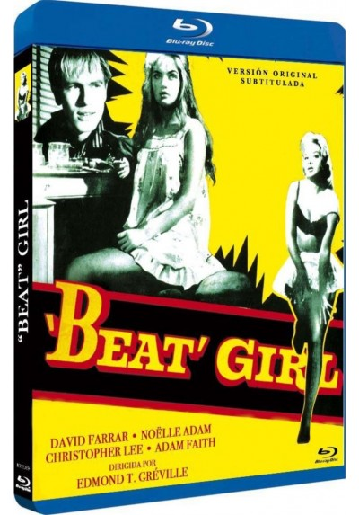 Beat Girl (V.O.S.) (Blu-Ray) (Bd-R)