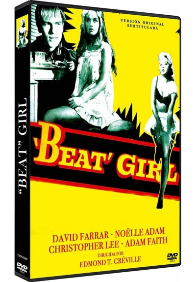 Beat Girl (V.O.S.) (Dvd-R)