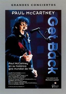 Grandes Conciertos: Paul McCartney - Get Back