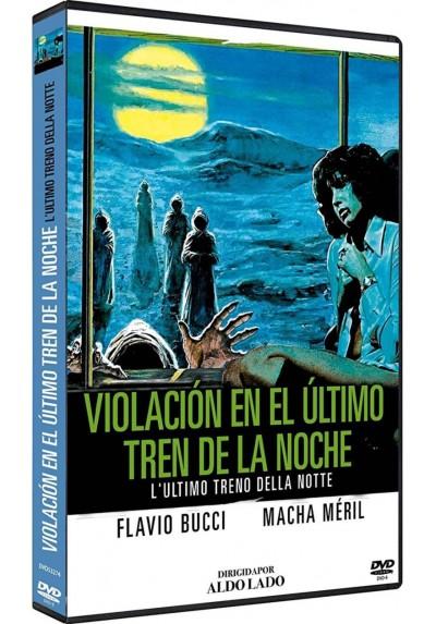 Violacion En El Ultimo Tren De La Noche (Dvd-R) (L'Ultimo Treno Della Notte)