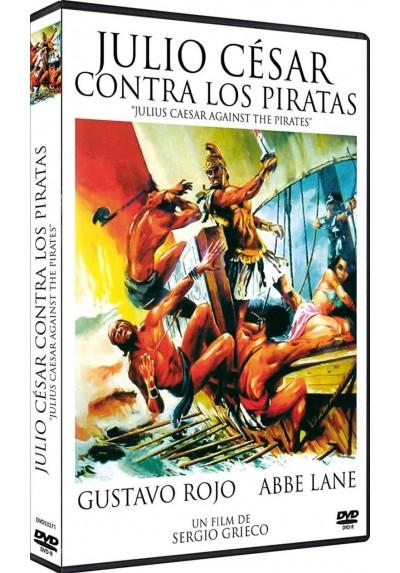 Julio Cesar Contra Los Piratas (Dvd-R) (Giulio Cesare Contro I Pirati)