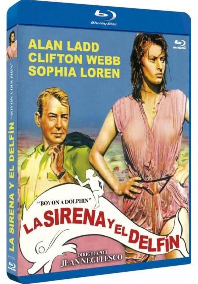 La Sirena Y El Delfin (Blu-Ray) (Bd-R) (Boy On A Dolphin)
