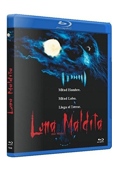 Luna Maldita (Blu-Ray) (Bad Moon)