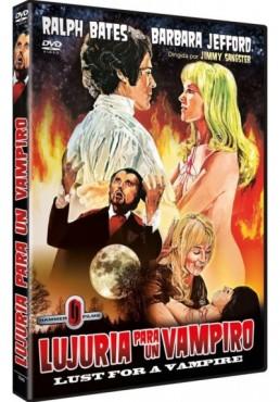 Lujuria Para Un Vampiro (Lust For A Vampire)