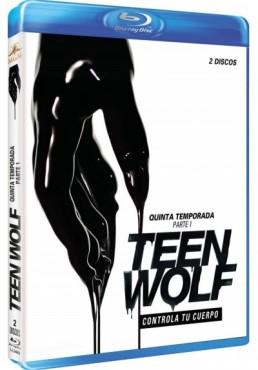 Teen Wolf - 5ª Temporada (1ª Parte) (Blu-Ray)