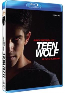 Teen Wolf - 5ª Temporada (2ª Parte) (Blu-Ray)