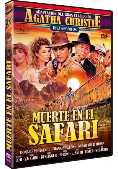 Muerte En El Safari (Ten Little Indians)