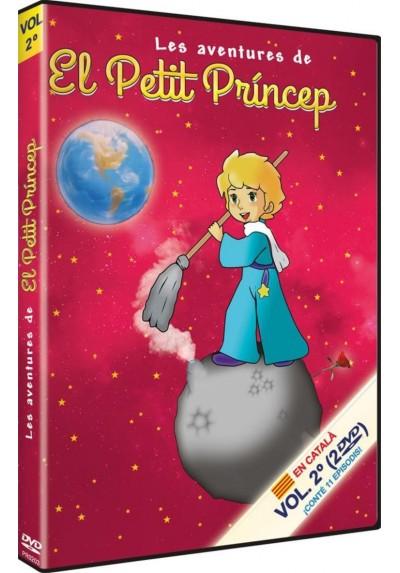Las Aventuras De El Principito : Vol. 2 (Edicion Catalana)