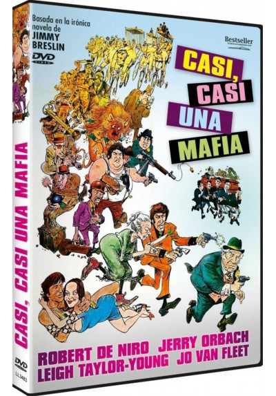 Casi, Casi Una Mafia (The Gang That Couldn´t Shoot Straight)