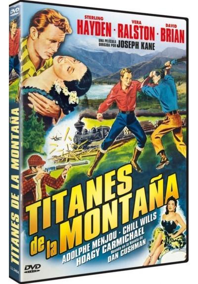 Titanes De La Montaña (Timberjack)