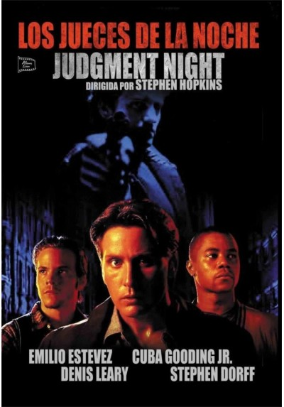 Los Jueces De La Noche (Judgment Night)