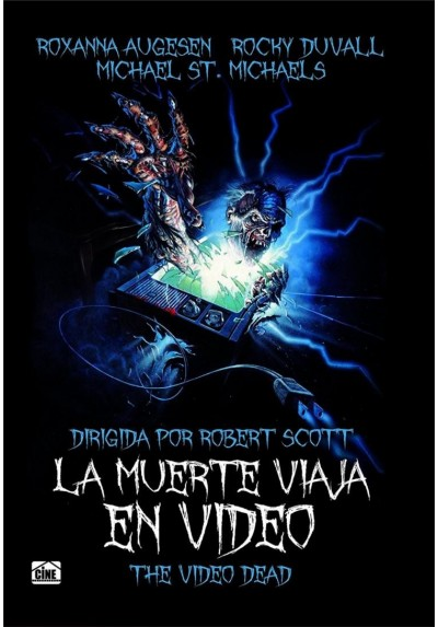 La Muerte Viaja En Video (The Video Dead)