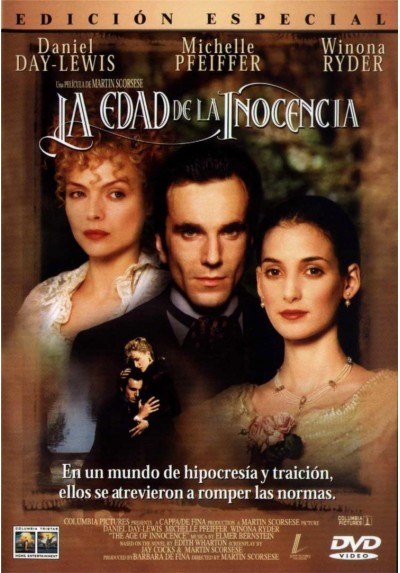 La Edad De La Inocencia (The Age Of Innocence)