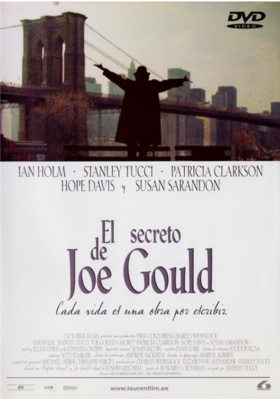 El Secreto De Joe Gould (Joe Gould´s Secret)