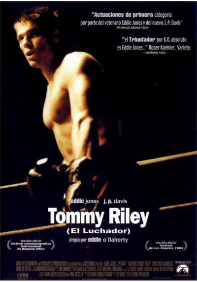 Tommy Riley (El Luchador) (Fighting Tommy Riley)