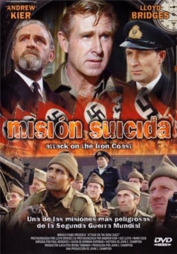 Mision Suicida (1967) (Attack On The Iron Coast)