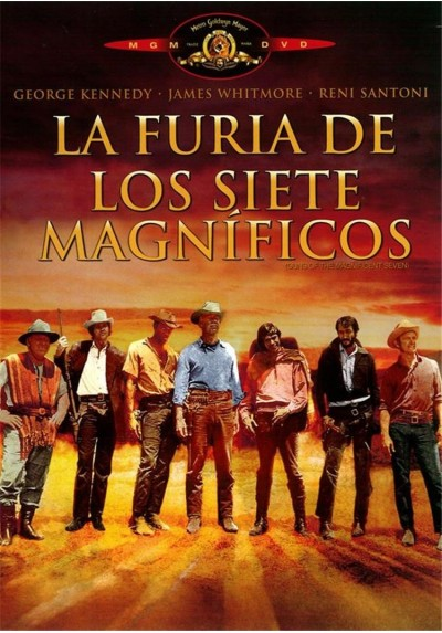 La Furia de los 7 Magníficos (Guns of the Magnificent Seven)