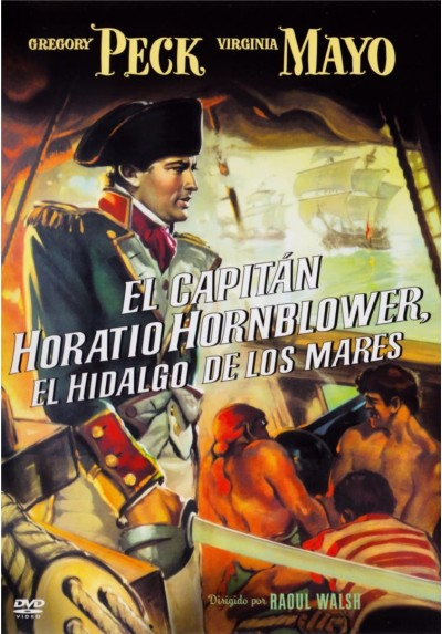 El Capitan Horatio Hornblower (El Hidalgo De Los Mares) (Captain Horatio Hornblower)