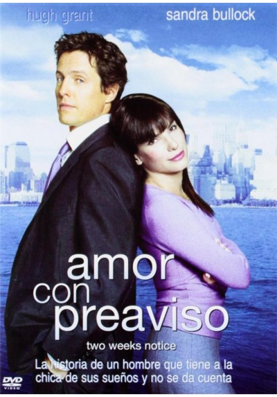 Amor Con Preaviso (Two Weeks Notice)