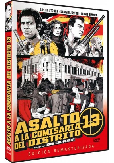 Asalto a la comisaría del distrito 13 (Assault on Precinct 13)