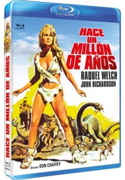 Hace Un Millon De Años (Blu-Ray) (Bd-R) (One Million Years B.C.)