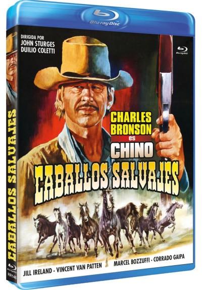 Caballos Salvajes (Blu-Ray) (Bd-R) (Valdez, Il Mezzosangue)