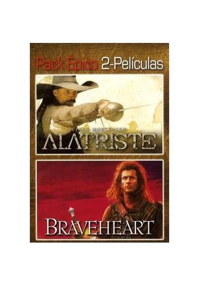 Pack Épico: Alatriste + Braveheart
