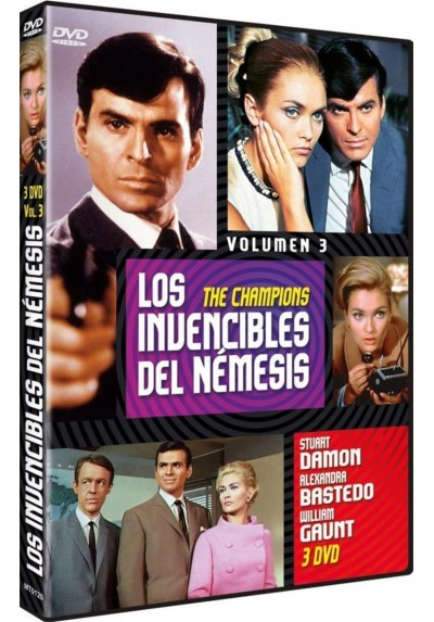 Los Invencibles Del Nemesis - Vol. 3 (The Champions)